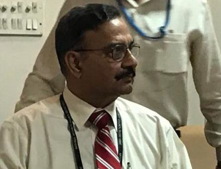 Photo of Rajesh Pant at the event