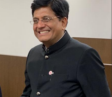 Photo of Piyush Goyal