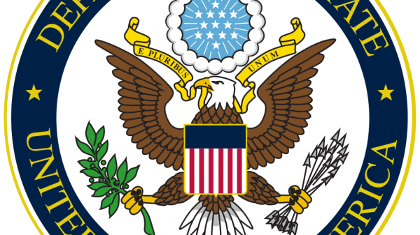 Logo of US Department of State