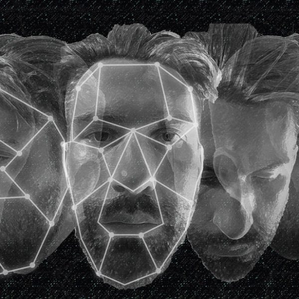 Image representing facial recogntition