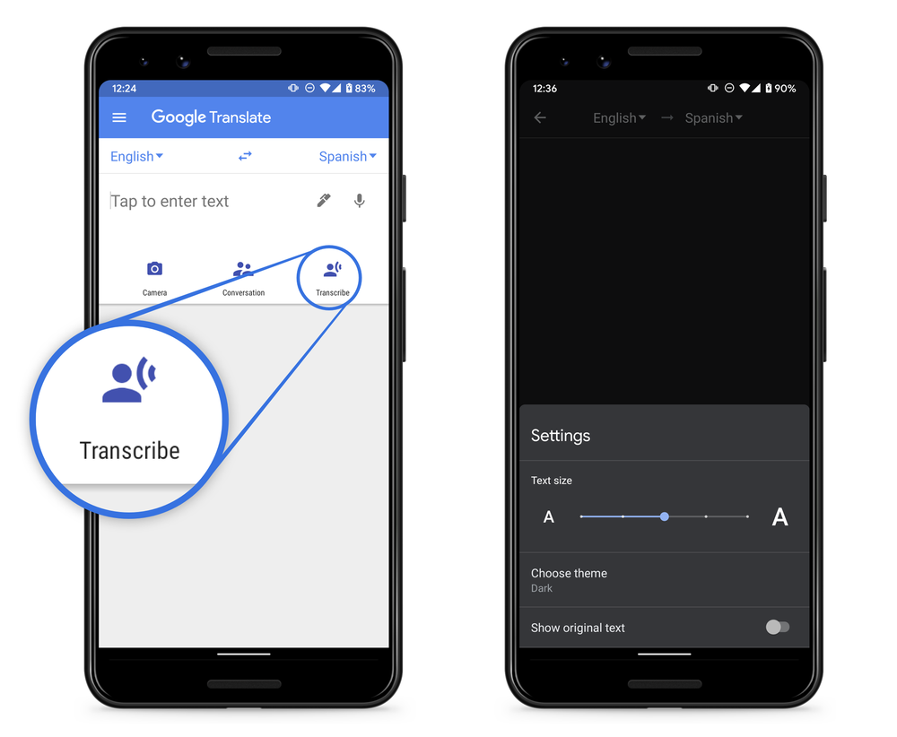 Google Translate Can Now Transcribe Audio From 8 Languages Including Hindi Medianama Seo एक process है जिसका use कर के हम अपने website की organic ranking increase कर सकते हैं. google translate can now transcribe