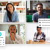 Facebook Workplace, video call