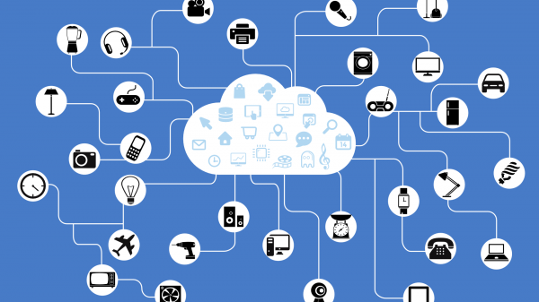 non-personal data, internet of things, cloud