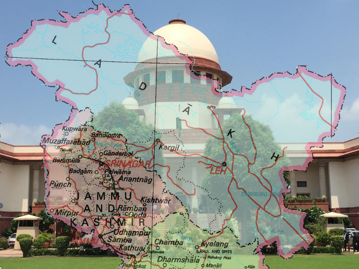 Kashmir, Supreme Court