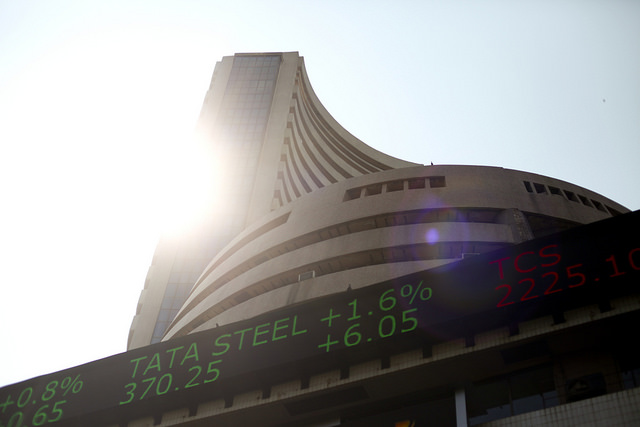 Bombay Stock exchange - flickr