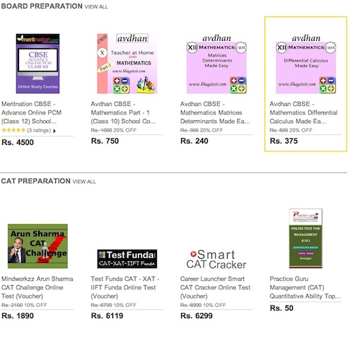 Flipkart E-learning