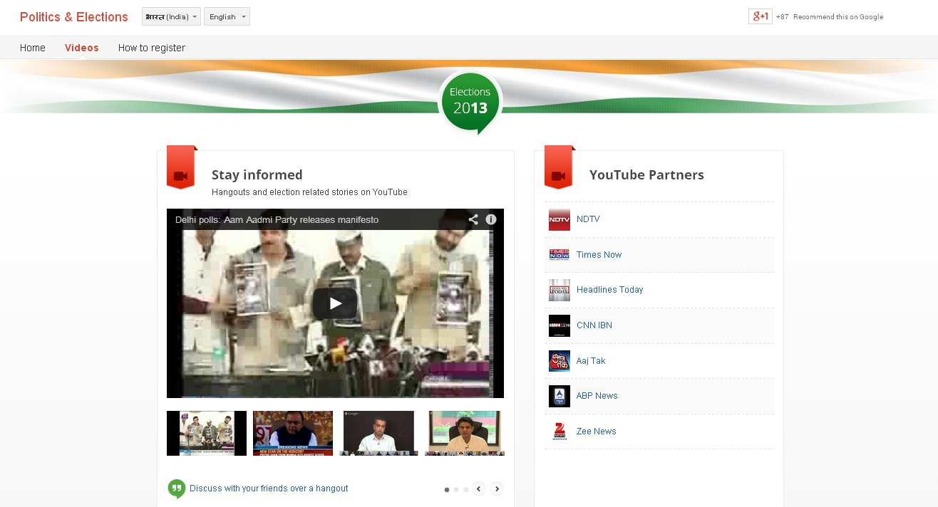 Google-Indian-election