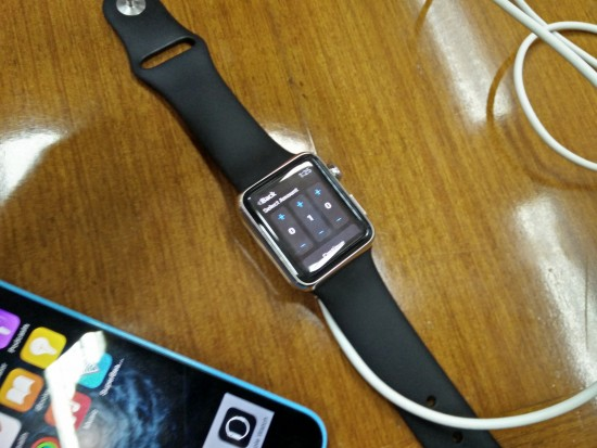 HDFC Bank Apple watch 2