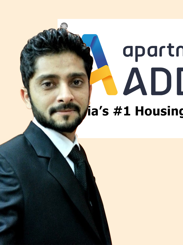 Hitesh Mehta_AVP, User Experience (UX) Strategy and Product Design_ApartmentADDA