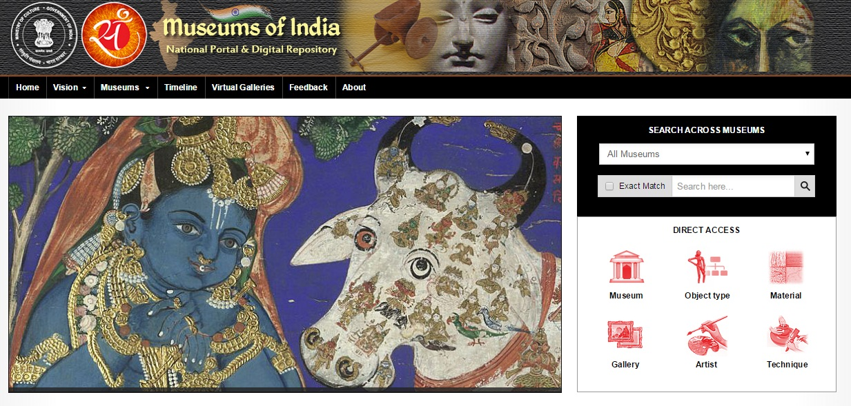 Museums of India Digital Collection