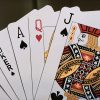 Online Gambling Poker Rummy Playing Cards