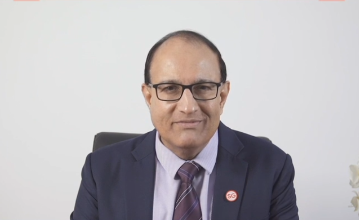 S Iswaran, Singapore Communication and Information Minister
