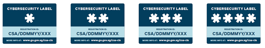 Singapore cybersecurity IOT labels
