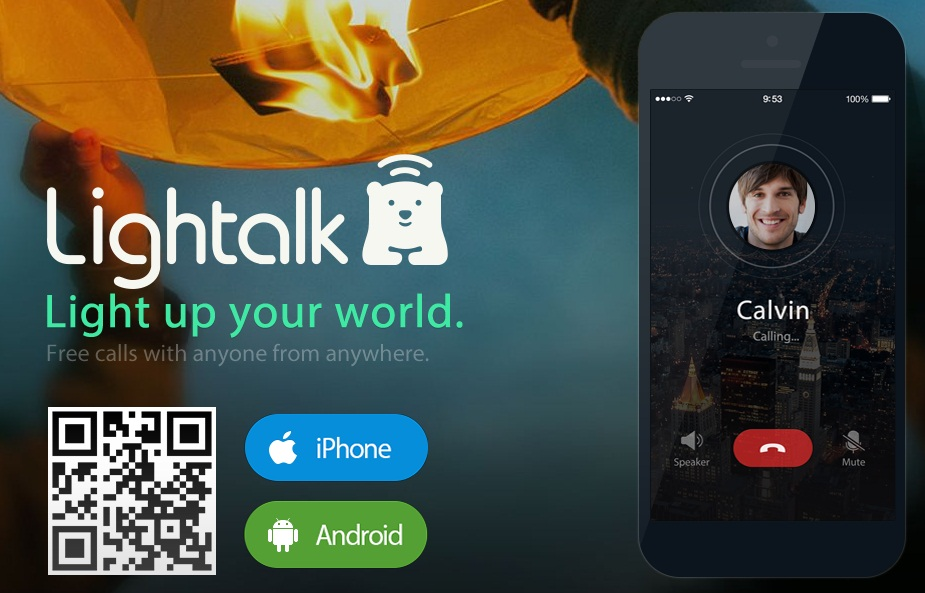 WeChat-Lighttalk