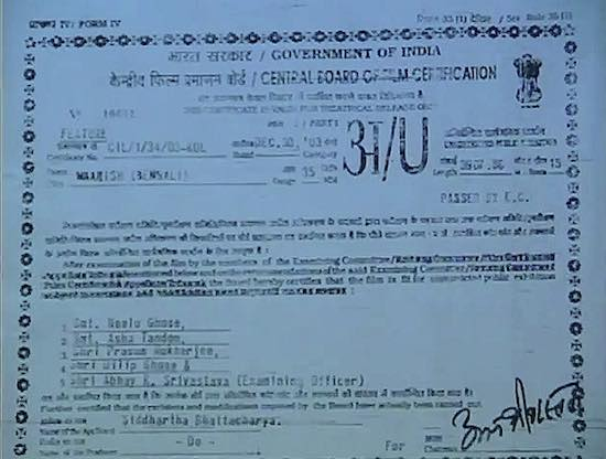 cmn-Waarish_film_censor_certificate1
