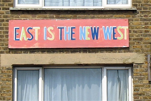 east is the new west