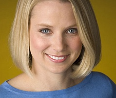 Marissa Mayer on Twitter
