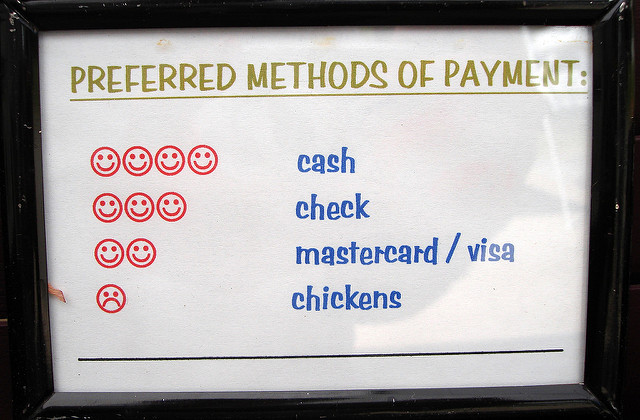 payments flickr