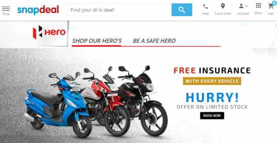 snapdealmotors