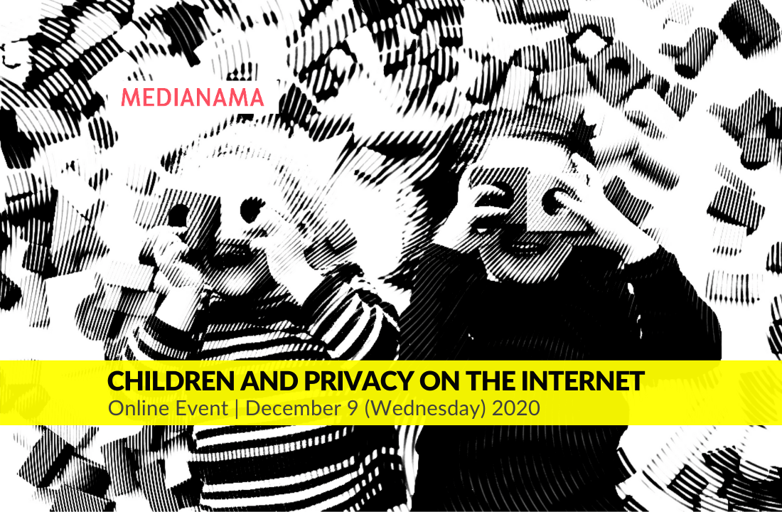 Event Announcement: Children and Privacy on the Internet