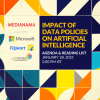 Creative announcing MediaNama's Data and AI discussion on January 28, 2021
