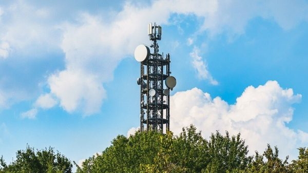 telecom mobile tower